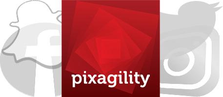 Animation sur réseaux sociaux par Pixagility